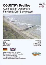 Auch das ist D�nemark, Finnland: Drei Schwestern - Ein Unterrichtsmedium auf DVD