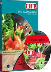 Gesund kochen! - Ein Unterrichtsmedium auf DVD