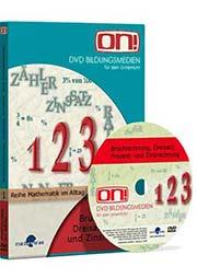 Bruchrechnung, Dreisatz, Prozent- und Zinsrechnung - Ein Unterrichtsmedium auf DVD