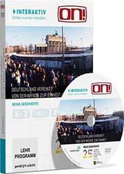 Deutschland vereint? Von der Wende zur Einheit - Ein Unterrichtsmedium auf DVD