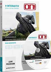 Kommunismus. Zwischen Ideologie und Realität - Ein Unterrichtsmedium auf DVD