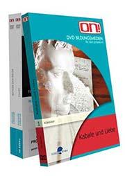 Reihe: Deutsche Literatur (3DVDs) - Ein Unterrichtsmedium auf DVD