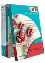 Reihe: Deutschland politisch (4 DVDs) - Ein Unterrichtsmedium auf DVD