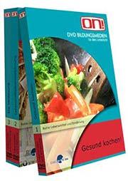 Reihe: Lebensmittel und Ernährung (3DVDs) - Ein Unterrichtsmedium auf DVD