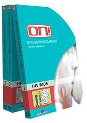 Reihe: HIV/AIDS (3 DVDs) - Ein Unterrichtsmedium auf DVD