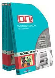 Reihe: Richtig lernen (3 DVDs) - Ein Unterrichtsmedium auf DVD