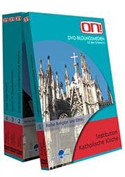 Reihe: Religion und Ethik (4 DVDs) - Ein Unterrichtsmedium auf DVD