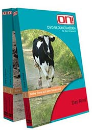 Reihe: Tiere auf dem Bauernhof (3 DVDs) - Ein Unterrichtsmedium auf DVD