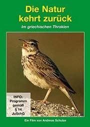 Die Natur kehrt zur�ck - Ein Unterrichtsmedium auf DVD