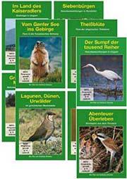 Tierwelt Europas - Ein Unterrichtsmedium auf DVD