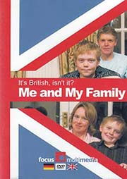 It's British - isn't it? Me and My Family - Ein Unterrichtsmedium auf DVD