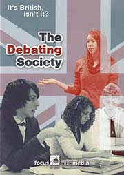 It's British, isn't it? The Debating Society - Ein Unterrichtsmedium auf DVD