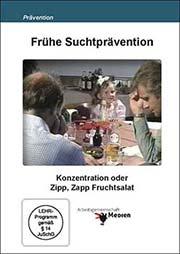 Konzentration oder Zipp, Zapp Fruchtsalat - Ein Unterrichtsmedium auf DVD