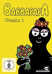 Barbapapa - DVD 2 - Ein Unterrichtsmedium auf DVD