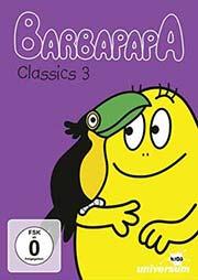 Barbapapa - DVD 3 - Ein Unterrichtsmedium auf DVD