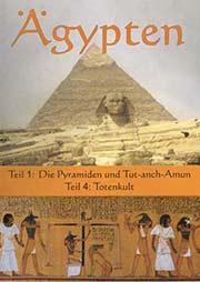 �gypten, Teil 1 und Teil 4 - Ein Unterrichtsmedium auf DVD
