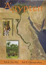 �gypten, Teil 2 und Teil 3 - Ein Unterrichtsmedium auf DVD
