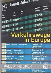 Verkehrswege in Europa - Ein Unterrichtsmedium auf DVD