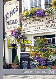 England: Things you should know - Ein Unterrichtsmedium auf DVD