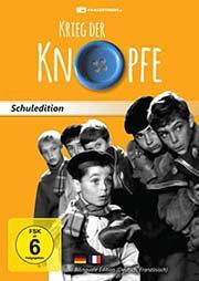 Krieg der Knöpfe (1962) - Ein Unterrichtsmedium auf DVD