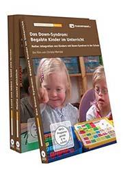 Reihe: Integration von Kindern mit Down-Syndrom (3 DVDs) - Ein Unterrichtsmedium auf DVD