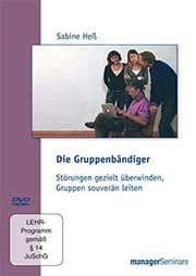 Die Gruppenbändiger - Ein Unterrichtsmedium auf DVD
