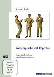K�rpersprache mit K�pfchen - Ein Unterrichtsmedium auf DVD