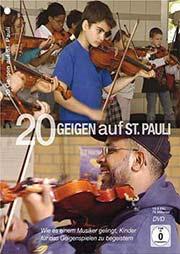 20 Geigen auf St. Pauli - Ein Unterrichtsmedium auf DVD