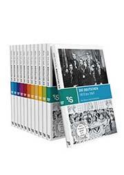 Reihe: Zeitreisen - Die Deutschen (12 DVDs) - Ein Unterrichtsmedium auf DVD
