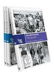 Zeitreisen - Die Deutschen 1972- Heute - Ein Unterrichtsmedium auf DVD