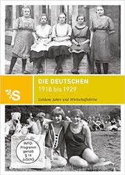 Zeitreisen - Die Deutschen 1918 bis 1929 - Ein Unterrichtsmedium auf DVD
