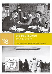 Zeitreisen - Die Deutschen 1929 bis 1939 - Ein Unterrichtsmedium auf DVD