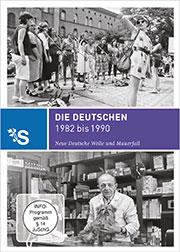 Zeitreisen - Die Deutschen 1982 bis 1990 - Ein Unterrichtsmedium auf DVD