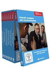 Gewaltpr�vention - DVD-Sixpack gegen Gewalt - Ein Unterrichtsmedium auf DVD