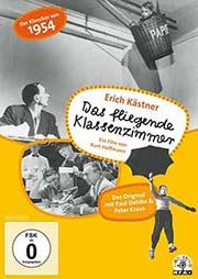 Erich K�stner: Das fliegende Klassenzimmer - Ein Unterrichtsmedium auf DVD