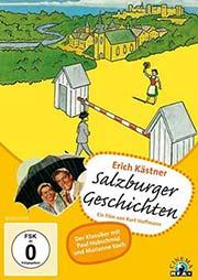 Salzburger Geschichten - Ein Unterrichtsmedium auf DVD