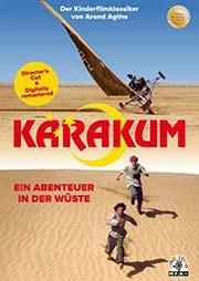 Karakum - Ein Abenteuer in der Wüste - Ein Unterrichtsmedium auf DVD