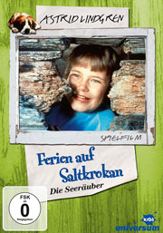 Ferien auf Saltkrokan - Die Seeräuber - Ein Unterrichtsmedium auf DVD