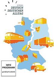 Deutsch Deutscher Alltag - Ein Unterrichtsmedium auf DVD