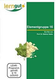 Elementgruppen 16 - Ein Unterrichtsmedium auf DVD