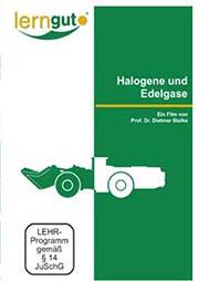 Halogene und Edelgase - Ein Unterrichtsmedium auf DVD