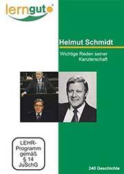 Helmut Schmidt - Seine wichtigsten Reden - Ein Unterrichtsmedium auf DVD