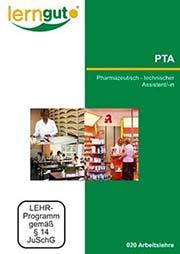 Pharmazeutisch-technischer Assistent/-in (PTA) Berufsbild - Ein Unterrichtsmedium auf DVD