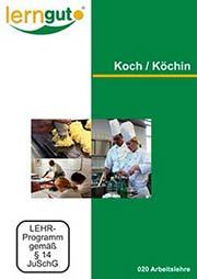 Koch/Köchin Berufsbild - Ein Unterrichtsmedium auf DVD