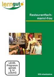 Restaurantfachmann /-frau - Ein Unterrichtsmedium auf DVD
