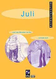 Juli und das Monster im Klo / Juli verliebt sich - Ein Unterrichtsmedium auf DVD