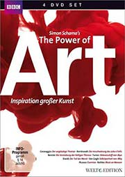 The Power of Art - Inspiration gro�er Kunst - Ein Unterrichtsmedium auf DVD