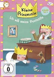 Kleine Prinzessin - Ich will meine Buntstifte - Ein Unterrichtsmedium auf DVD
