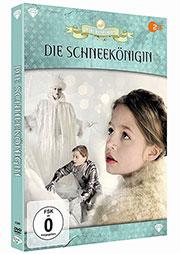 Märchenperlen - Die Schneekönigin - Ein Unterrichtsmedium auf DVD