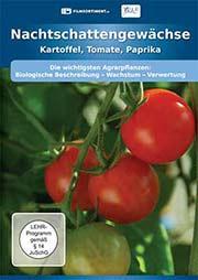 Nachtschattengewächse - Kartoffel, Tomate, Paprika - Ein Unterrichtsmedium auf DVD